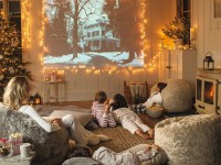 Собирать пазл Домашний кинотеатр онлайн