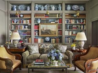 Собирать пазл Домашняя библиотека онлайн