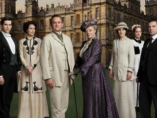 Собирать пазл Downton Abbey онлайн