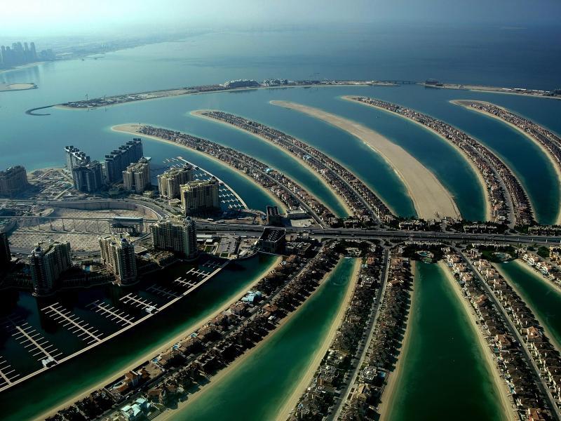 Пазл Собирать пазлы онлайн - Дубай