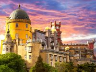 Собирать пазл Дворец Пена онлайн