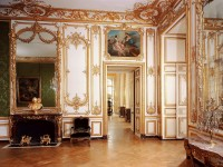 Собирать пазл Дворцовый интерьер онлайн