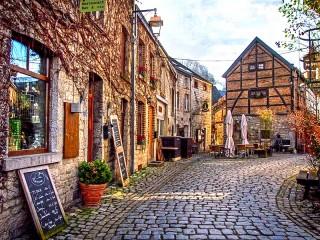 Собирать пазл Дюрбуи Бельгия онлайн