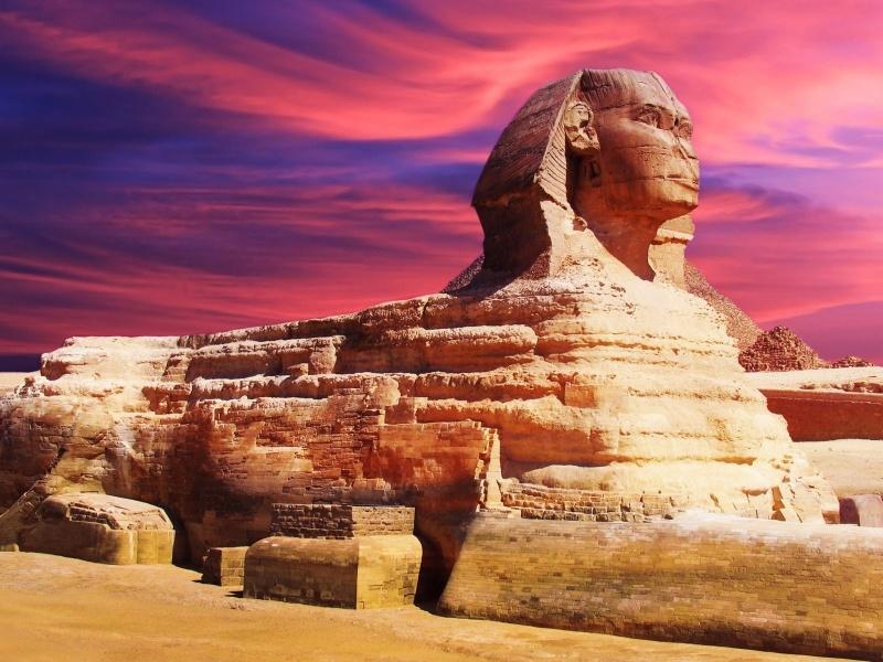 Пазл Собирать пазлы онлайн - Египет