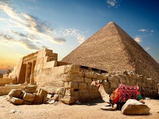 Собирать пазл Египет онлайн