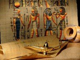 Собирать пазл Египетский натюрморт онлайн