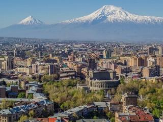 Собирать пазл Ереван онлайн