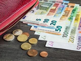 Собирать пазл Европейские деньги онлайн