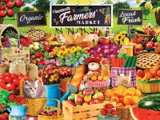 Собирать пазл Фермерский урожай онлайн