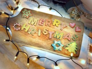 Собирать пазл Фигурное печенье онлайн
