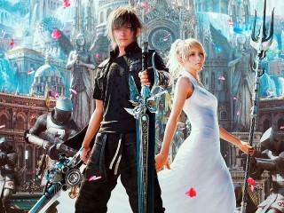 Собирать пазл Final Fantasy XV онлайн