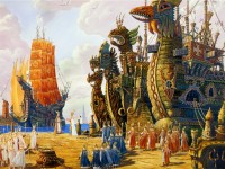 Собирать пазл Флот Гипербореи онлайн