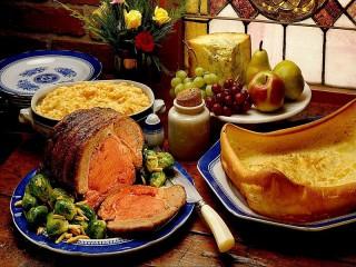 Собирать пазл Французская кухня онлайн