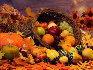 Собирать пазл Фрукты и овощи онлайн