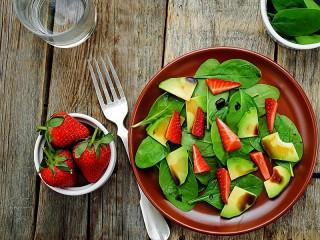 Собирать пазл Фруктовый салат онлайн