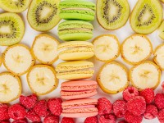 Собирать пазл Фруктовое печенье онлайн