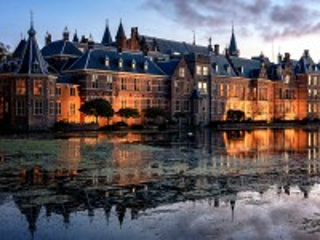 Собирать пазл Гаага Нидерланды онлайн