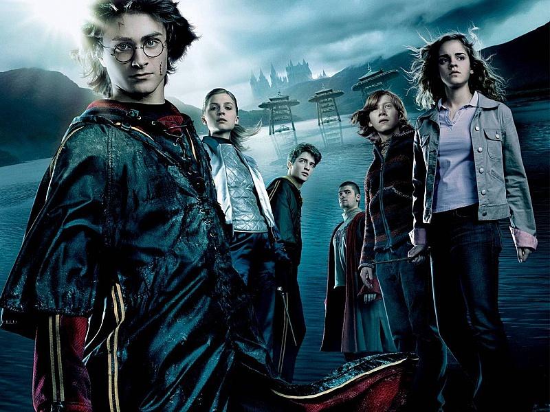 Пазл Собирать пазлы онлайн - Гарри Поттер