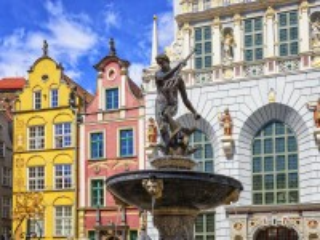 Собирать пазл Гданьск онлайн