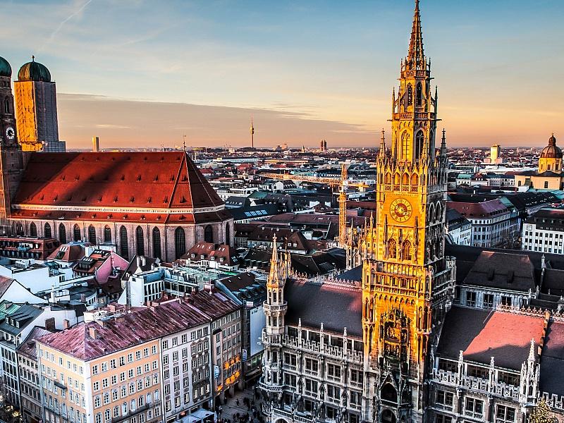 Пазл Собирать пазлы онлайн - Германия