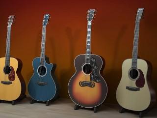 Собирать пазл Гитары онлайн