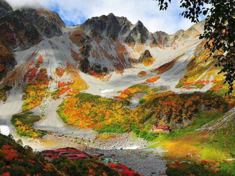 Пазл Собирать пазлы онлайн - Горы Китай