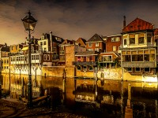 Собирать пазл Горинхем Нидерланды онлайн
