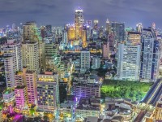 Собирать пазл Город Бангкок онлайн
