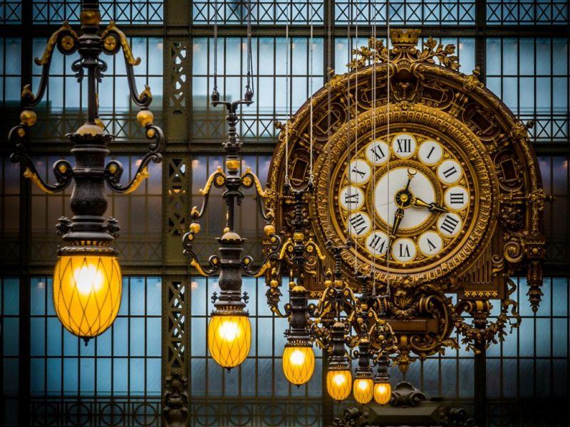 Пазл Собирать пазлы онлайн - Городские часы