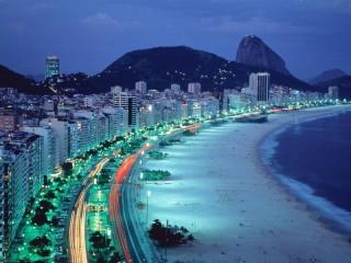 Собирать пазл Городской пляж онлайн