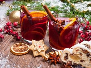 Собирать пазл Горячий напиток онлайн