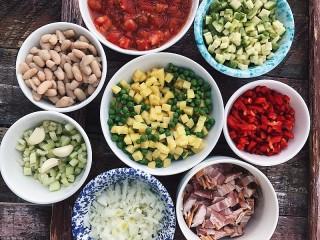 Собирать пазл Готовим салат онлайн