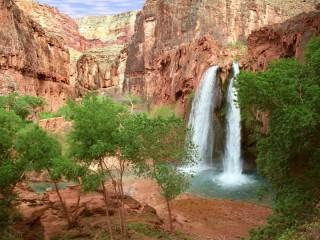 Собирать пазл Гранд каньон Аризона онлайн