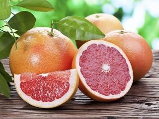 Собирать пазл Грейпфрут онлайн