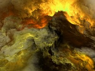 Собирать пазл Грозовые облака онлайн