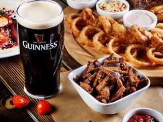 Собирать пазл Guinness онлайн
