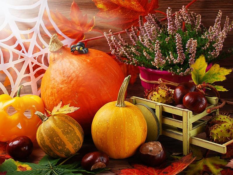 Пазл Собирать пазлы онлайн - Хэллоуин
