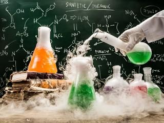 Собирать пазл Химия онлайн