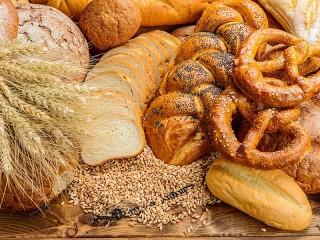 Собирать пазл Хлеб всему голова онлайн