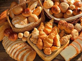 Собирать пазл Хлебный натюрморт онлайн