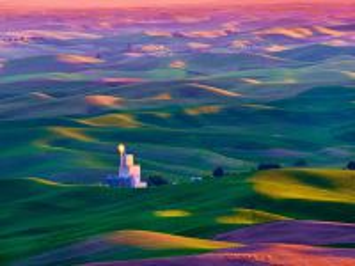 Собирать пазл Холмы Тосканы онлайн