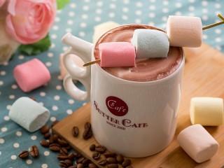 Собирать пазл Горячий шоколад онлайн