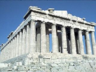 Собирать пазл Парфенон в Афинах онлайн