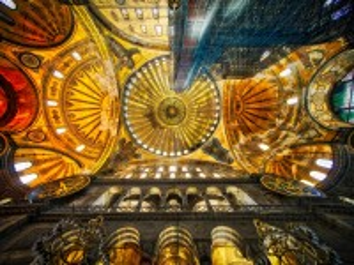 Собирать пазл Храм Софии онлайн