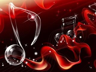 Собирать пазл Хрустальные ноты онлайн
