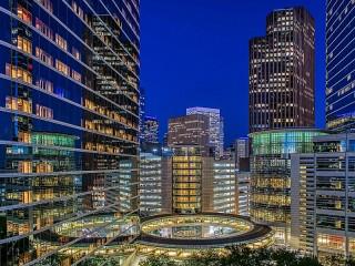 Собирать пазл Хьюстон Техас онлайн