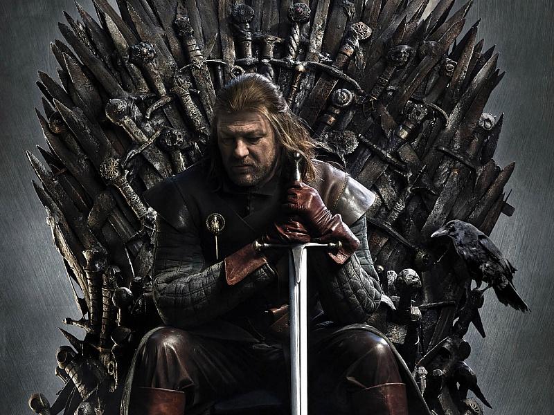 Пазл Собирать пазлы онлайн - Игра престолов