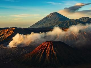Собирать пазл Индонезия онлайн