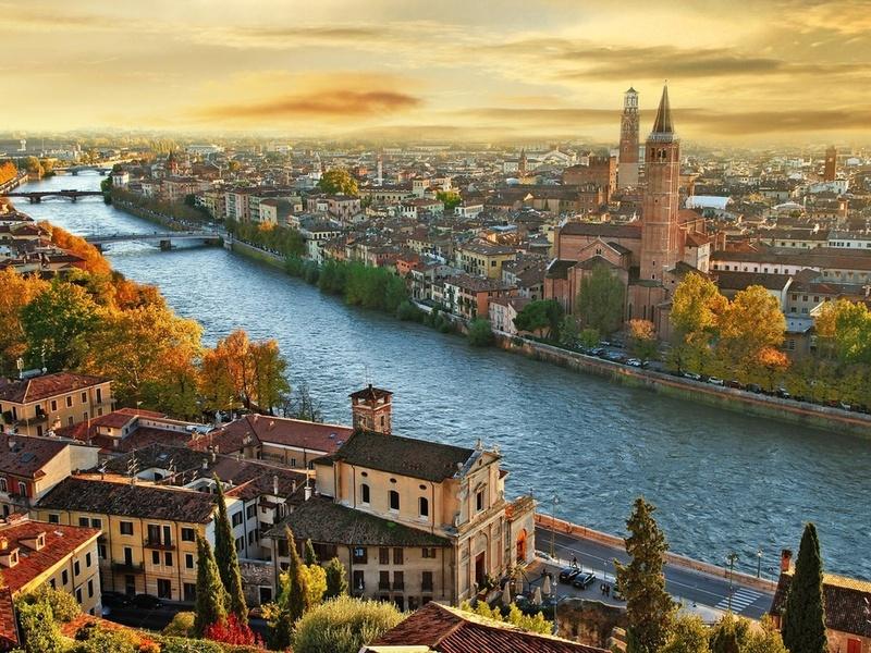 Пазл Собирать пазлы онлайн - Италия