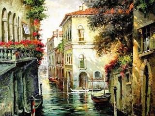 Собирать пазл Италия онлайн